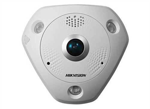 3MP WDR Fish-eye Network Camera (DS-2CD6332FWD-IV)