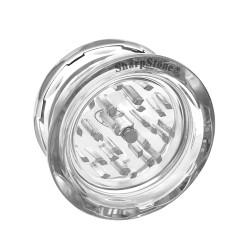 "SharpStone Acrylic/Aluminum 2.5"" 2-Piece Grinder"