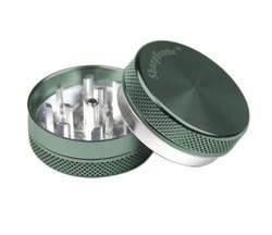 "SharpStone 2-Piece Grinder Colored 1.5"" - Green"