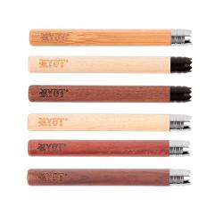 """RYOT 3"""" Wooden Taster Bat w/ Digger Tip"""