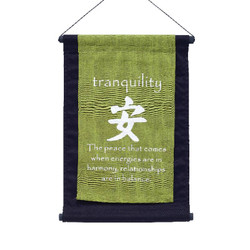 "10.5"" x 16"" Banner – Tranquility"