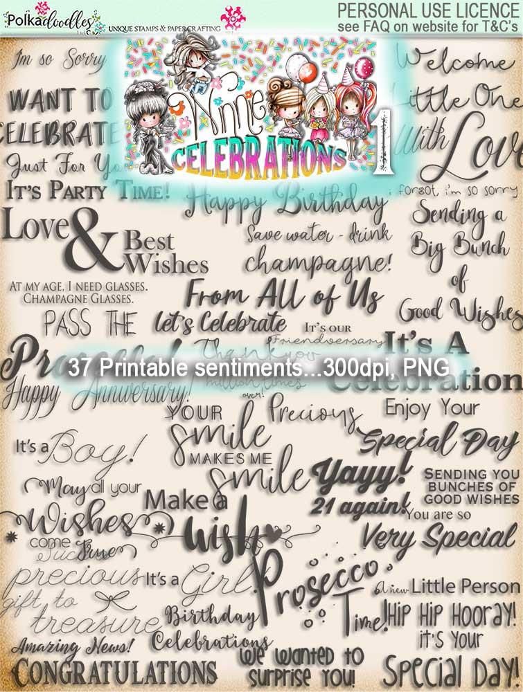 Winnie Celebrations Kit 1