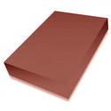 Brown A4 smooth 225gsm cardstock