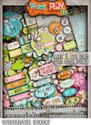 Vet/Dog Groomer/Cat Grooming bundle kit - Printable Crafting Digital Stamp Craft Scrapbooking Download