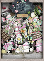 Winnie Sugar Sprinkles Springtime DOWNLOAD BUNDLE - Printable Crafting Digital Stamp Craft Scrapbooking Download
