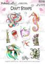 Tropical Underworld Fish/ Ocean Clear Stamp set