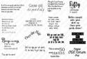 Revolting Kiss - Funny Old Bag Digital Stamp Download