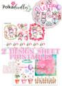 Helga Hippo - Design Sheet 11 Duo DOWNLOAD