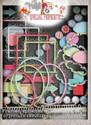 Frames/ephemera, Winnie Special Moments...Craft printable download digital stamps/digi scrap kit 500 digital stamp clipart