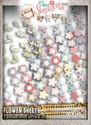 Flower sheets - Lil Miss Sugarpops Kit 1...Craft printable download digital stamps/digi scrap kit