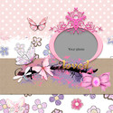 Berry Crush Digi Scrap Kit - layout