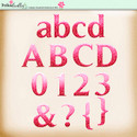 Tropical Sorbet download - alphabet