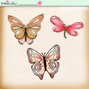 Tropical Sorbet download - butterflies