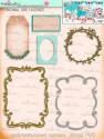 Winnie White Christmas Big Kahuna download including printable frames and tags
