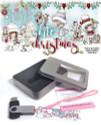USB - VIP COLLECTION - Winnie White Christmas digital printables on USB key