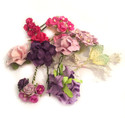 Pretty Paper Flowers pack 2 by Stampin Unicorn