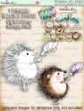 Fuzzypuffs digi stamp BIG VALUE download kit