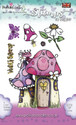 What's Up Buttercup Clear Stamp Set - 6 Clear Stamps