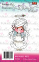 Angelic - Winnie Heavenly Clear Stamp set