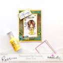 Blessings - Winnie Heavenly Clear Stamp set
