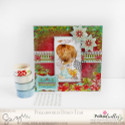 Wrap it Up - Winnie Heavenly Clear Stamp set