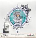 Snowman - Winnie Heavenly Clear Stamp set
