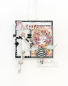 Believe in Angels - clear stamp set