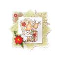 Winnie Christmas Wishes - Big Kahuna digi scrap printable download bundle