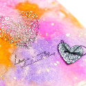 Timeless Rose Collection - Stamps, Papers & Stencils (no dies)