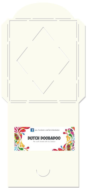 Envelope Stencil - Square