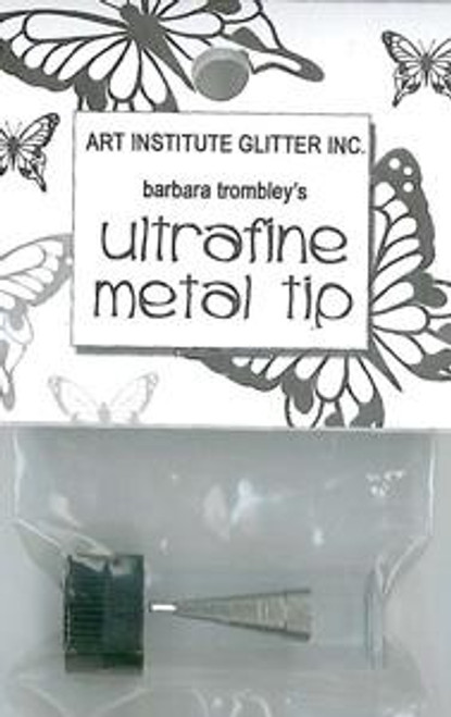Ultrafine Metal tip - glue