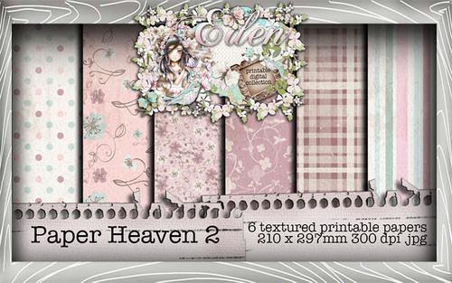 Eden Collection - Paper Heaven 2 Digital Craft Download Bundle