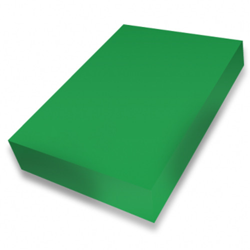 Xmas Green A4 smooth 225gsm cardstock