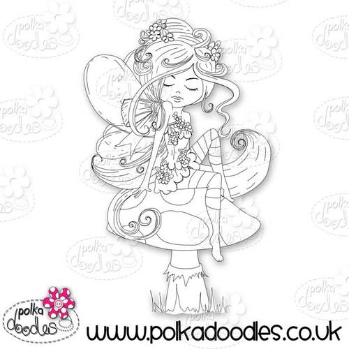 Serenity Blossom - Digital Craft Stamp download
