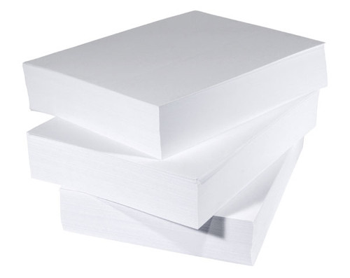 A4 Premium Board 300gsm thick white card pack - 20 sheets