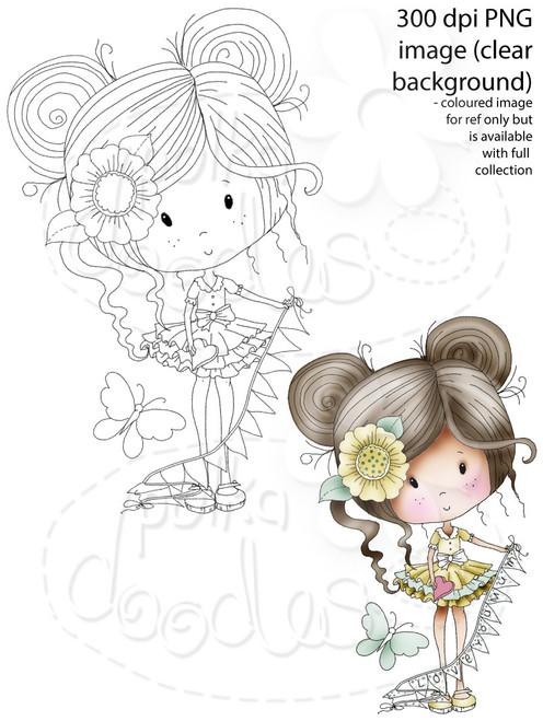 Winnie Sugar Sprinkles Springtime - Bunting