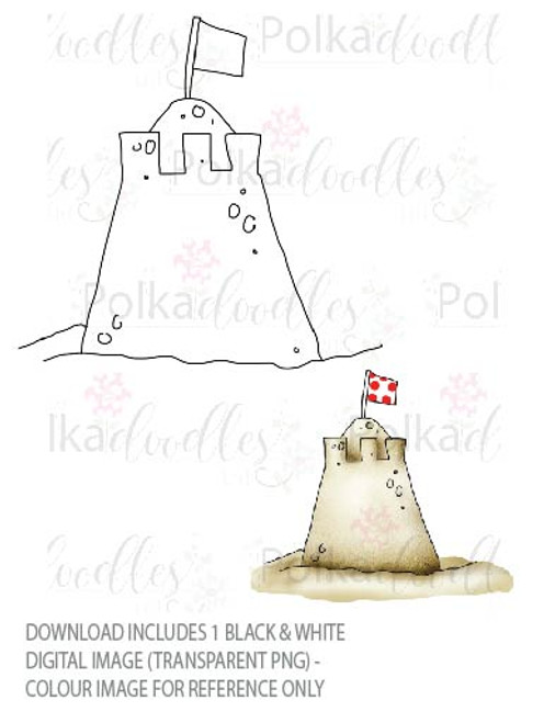 Winnie Starfish/Sandcastles - Sandcastle DOWNLOAD