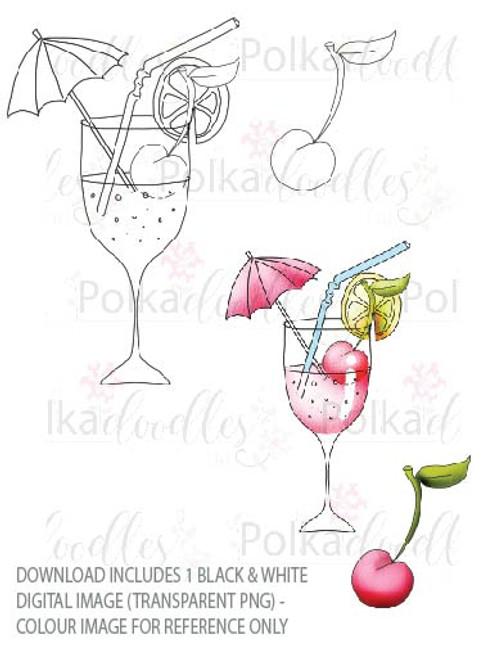 Winnie Starfish/Sandcastles - Cherry Cocktails DOWNLOAD