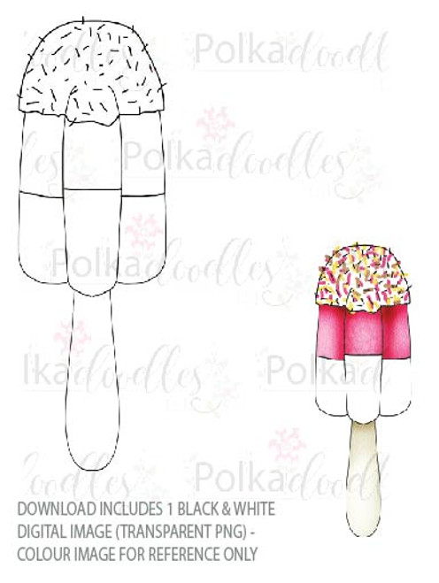 Winnie Starfish/Sandcastles - Fab Ice Lolly/Popsicle DOWNLOAD
