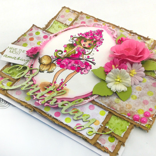 Hyacinth, The Darling Buds - Digital Craft Digi Stamp