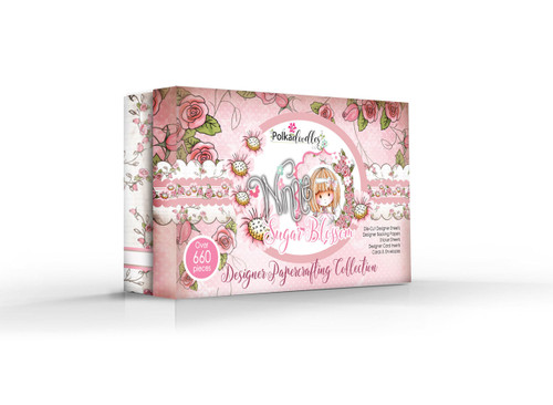 COLLECTORS EDITION - Winnie Die-cut Decoupage Boxed Gift Set