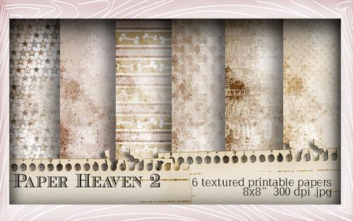 Paper Heaven 2 - Horace & Boo download printable bundle