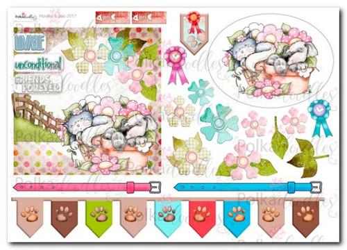 Horace & Boo Design Sheet 3- download printable