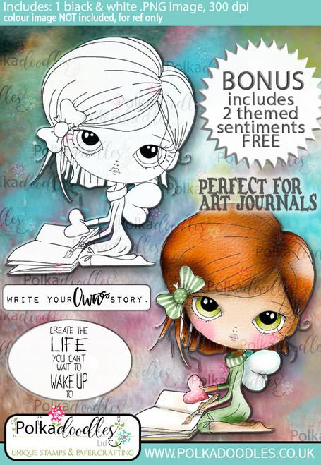 Ula Create - Life Journal craft digi download