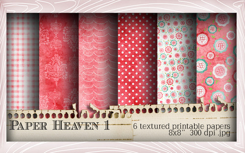 Paper Heaven 1 Winnie Special Moments...Craft printable download digital stamps/digi scrap kit