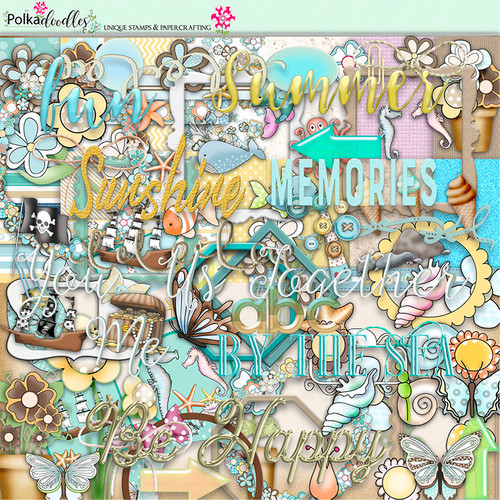 Lemon Top Digi Scrap Kit download