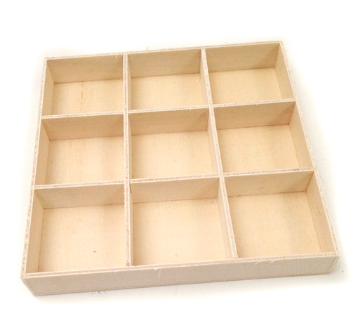Wooden Printers Tray - small, curated by Stampin Unicorn