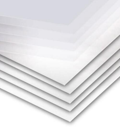 Polkadoodles Thick White Card 320gsm - 20 sheets