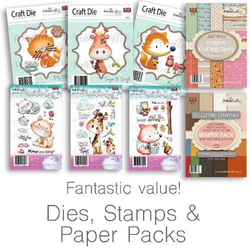 Just Smile/Critters Cardmaking Collection