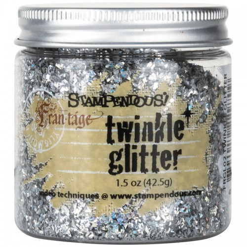 Frantage Twinkle Glitter by Stampendous